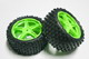 Click for the details of Tire & Wheel Rim(R) for SPEED 1/10 Buggy.