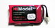 Click for the details of HiModel 450mAh / 7.4V 25C Li-poly Battery Pack w/Balancer.