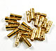 Click for the details of M3.5 Golden Plated Spring Connector (10 pairs).