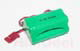 Click for the details of Ni-Mh 650mah/6.0V AAA RX Battery Pack W/Futaba Connector(Trapezia).