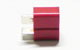 Click for the details of 2-Pin Silver Plated Dean Style Female Plug - Red (10pcs).