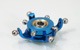 Click for the details of Aluminum swashplate set for Dragonfly #36 HM-36SJ-Z-02.