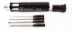 Click for the details of PROLUX EXCHANGEABLE HARDENED HEX DRIVER SET (1.5/2/2.5/3).