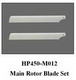 Click for the details of Main Rotor Blade Set for Black Hawk HP-450 Helicopter HP450-M012.