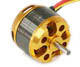 Click for the details of 1250KV Outrunner Brushless Motor Type FC2826-14T.