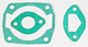 Click for the details of Gaskets for CRRCPRO GF50I 50cc Petrol Engine.