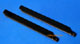 Click for the details of 275mm Fiberglass Main Blades for  E-SKY 016/017/018 Electric Helicopters (Black W/Silver dots).