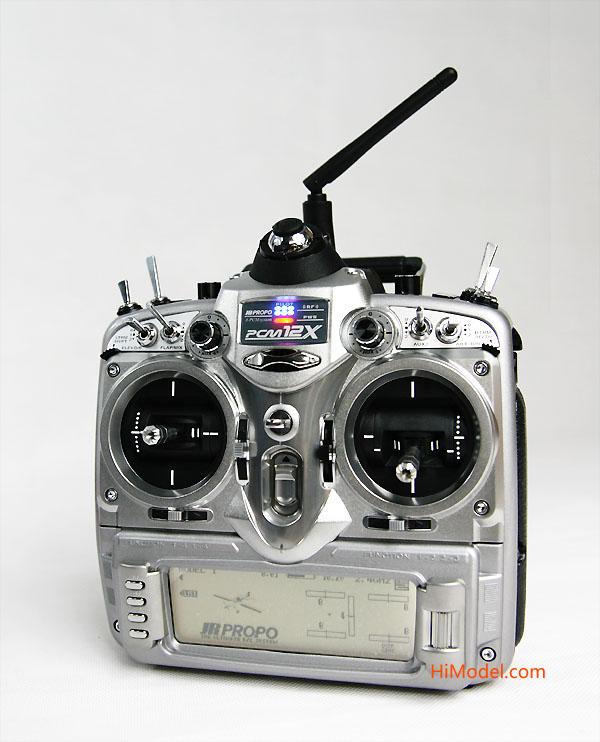 2 4ghz Jr Pcm 12x Radio System Dsm2 W Rd1221 Mode 1 Jr Propo