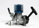 Click for the details of ASP 15CX-H Engine for Cars W/pull starter, muffler - Blue Head.