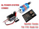 Click for the details of eZRun-18A-SL Brushless ESC + 12T/2030 (7800KV) Motor + Pro-card Combo for 1/18 Car Sportful.