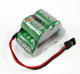 Click for the details of ACE Ni-Mh 1600mAh/6.0V HP 2/3A Battery Pack W/JR Connector Competition Class (Trapezia) .