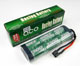 Click for the details of ACE Ni-Mh 3300mAh/7.2V HP SC Battery Pack W/Dean Style Connector Competition Class (Flat).