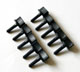Click for the details of L20xD4 mm Hand Driven Plastic Screws (10pcs).