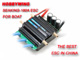 Click for the details of Seaking-180A 2-6S Brushless ESC W/Water cooling for Boat V2.