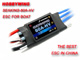 Click for the details of Seaking-80A-HV 5-12S Brushless ESC W/Water cooling for Boat V2 .