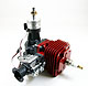 Click for the details of GF26i-V2 26cc Petrol Engine for Radio Control Aeroplane (Version 2).