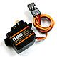 Click for the details of EMAX 12g/ 2.0kg/ .10 sec Mini Metal Gear Digital Servo ES08MD.