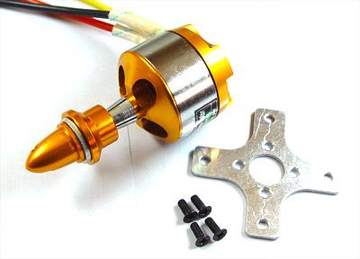 Himodel Bm2915 930kv Outrunner Brushless Motor W Prop