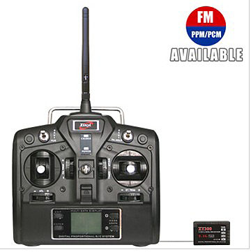 Click for the details of 2.4Ghz 3-Channel Stick Type Transmitter and Receiver Set for Cars N-3.