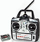Click for the details of SPRINGRC 2.4GHz 4 Channel Radio Control System TG461S TX & RX Set Mode 2.