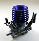 Click for the details of KYOSHO GXR-18 Engine W/Recoil Starter for Cars.