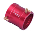 Click for the details of LEOPARD Water Cooling jacket for 40 Series Motors LB40WCJ-50MM.