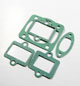 Click for the details of Gasket for DLA 32cc Engine Part Number 32-14.