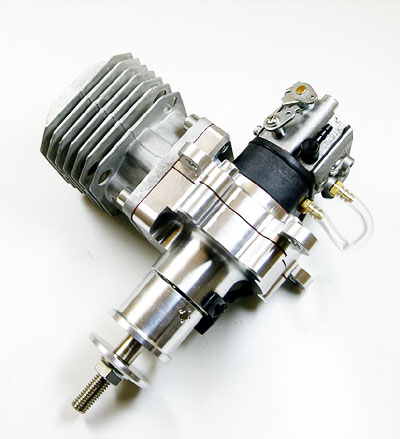 how to break in rc 30 gas engine