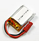 Click for the details of HI-EC 250mAh / 3.7V 25C LiPoly Battery Pack W/ JST-connector.