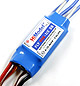 Click for the details of HiModel ICE 60A 2-6S Water-cooled Brushless Navy ESC ICE-60A.