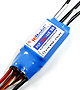 Click for the details of HiModel ICE 80A 2-6S Water-cooled Brushless Navy ESC ICE-80A.