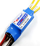 Click for the details of HiModel ICE 100A 4-12S Water-cooled Brushless Navy ESC ICE-100A-HV.