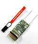 Click for the details of 2.4G 6-Channel MICROLITE DSM2 /DSMX Receiver SBUS610E (JR/SPEKTRUM Compatible).