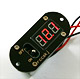 Click for the details of 25A Large Current Switch Harness W/LED Voltage Meter .
