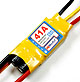 Click for the details of HiModel COOL Series 2-4S 41A Brushless Speed Controller  41A/SBEC .