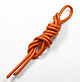 Click for the details of Silicone Wire 12 Gauge 1 Meter - Orange.