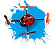 Click for the details of WALKERA 2.4G QR Ladybird Quadcopter  (onbard telemetry) RTF.
