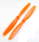 Click for the details of FC 13 x 45 Propeller Set (one CW, one CCW)  - Orange.