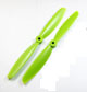Click for the details of FC 13 x 45 Propeller Set (one CW, one CCW)  - Green.