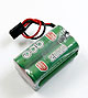 Click for the details of ACE Ni-Mh 2000mAh/4.8V  AA Battery Pack W/Futaba Connector (Square) .