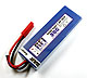 Click for the details of RFI 5000mAh 7.4V 30C Lithium Polymer Battery for Cars/trucks.