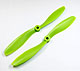 Click for the details of FC 9x4.7 PRO Propeller Set (one CW, one CCW) - Green.