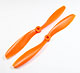 Click for the details of FC 8x4.5 PRO Propeller Set (one CW, one CCW) - Orange.