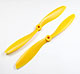 Click for the details of FC 9x4.7 PRO Propeller Set (one CW, one CCW) - Yellow.