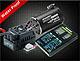 Click for the details of eZRun WP-SC8 ESC + 3656 4000KV Motor +  Pro-card Combo for 1/10 short truck/big wheel/truck SC-C2.