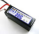 Click for the details of RFI 5000mah/22.2V 6S 30C Li-poly Battery Pack 6C Charging.
