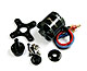 Click for the details of LD-Power 2212  KV980  Outrunner Brushless Motor (Multi-rotor Version).