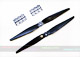 Click for the details of GF 11x5 Nylon Propeller Set (one CW, one CCW) - Black.