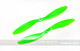 Click for the details of GF 10x4.5 Nylon Propeller Set (one CW, one CCW) - Green (suit for DJI).