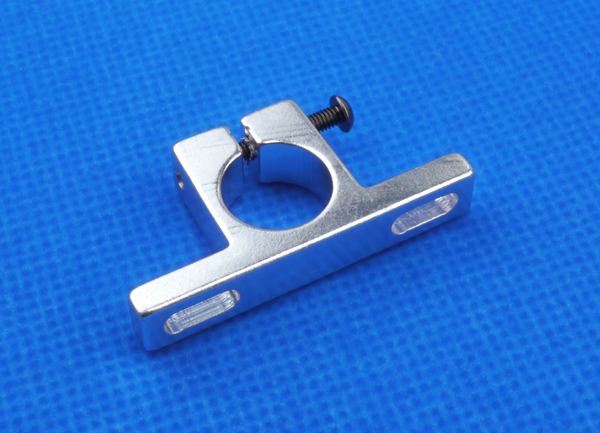 Aluminum Tubing Sizes >> T-shape 12mm Multi-rotor Arm Clamps/Tube Clamps - Silver (4pcs)